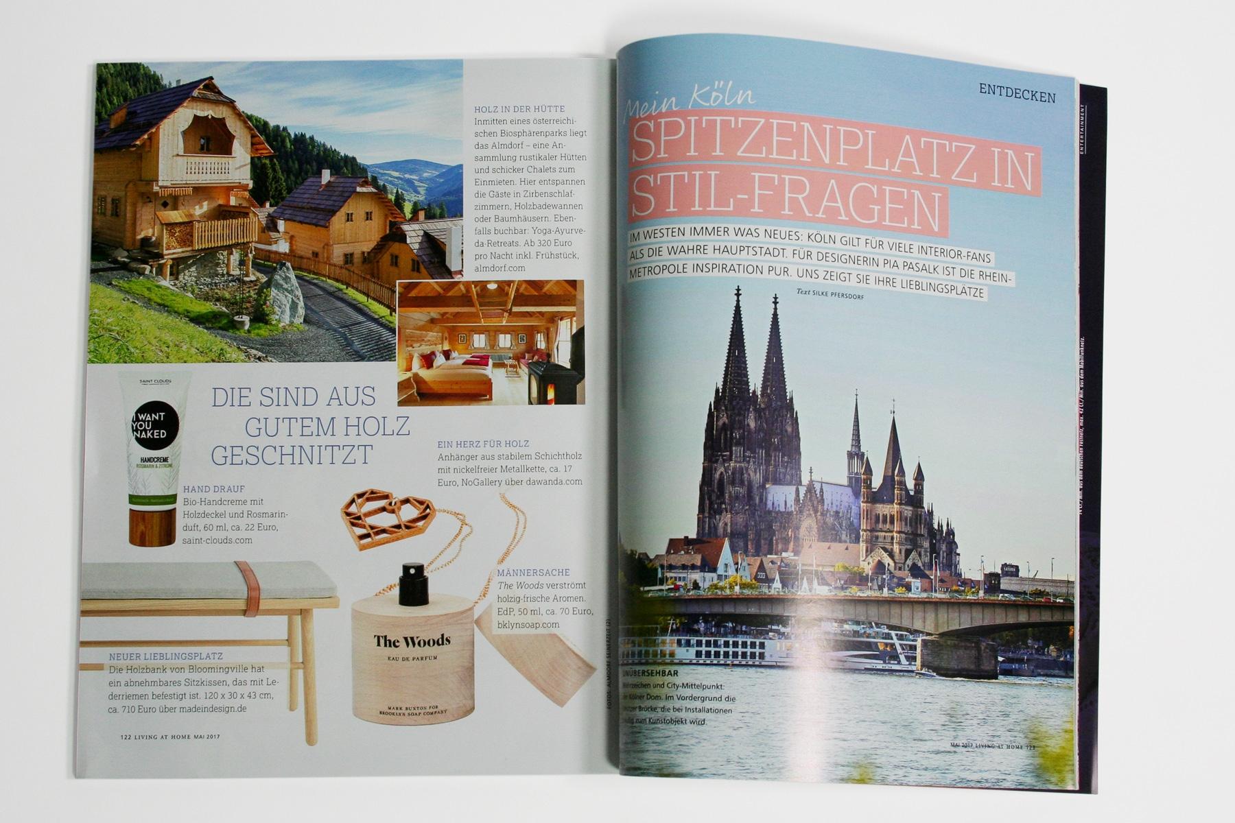 Magazine, Mein Köln, Spitzenplatz In Stil Fragen