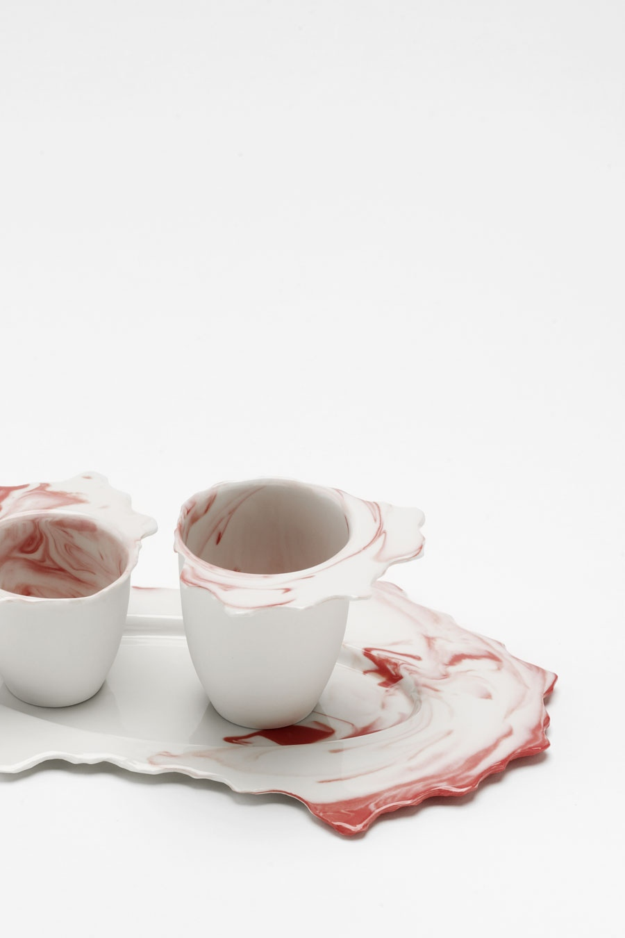 Espresso-Set red flow C-Set