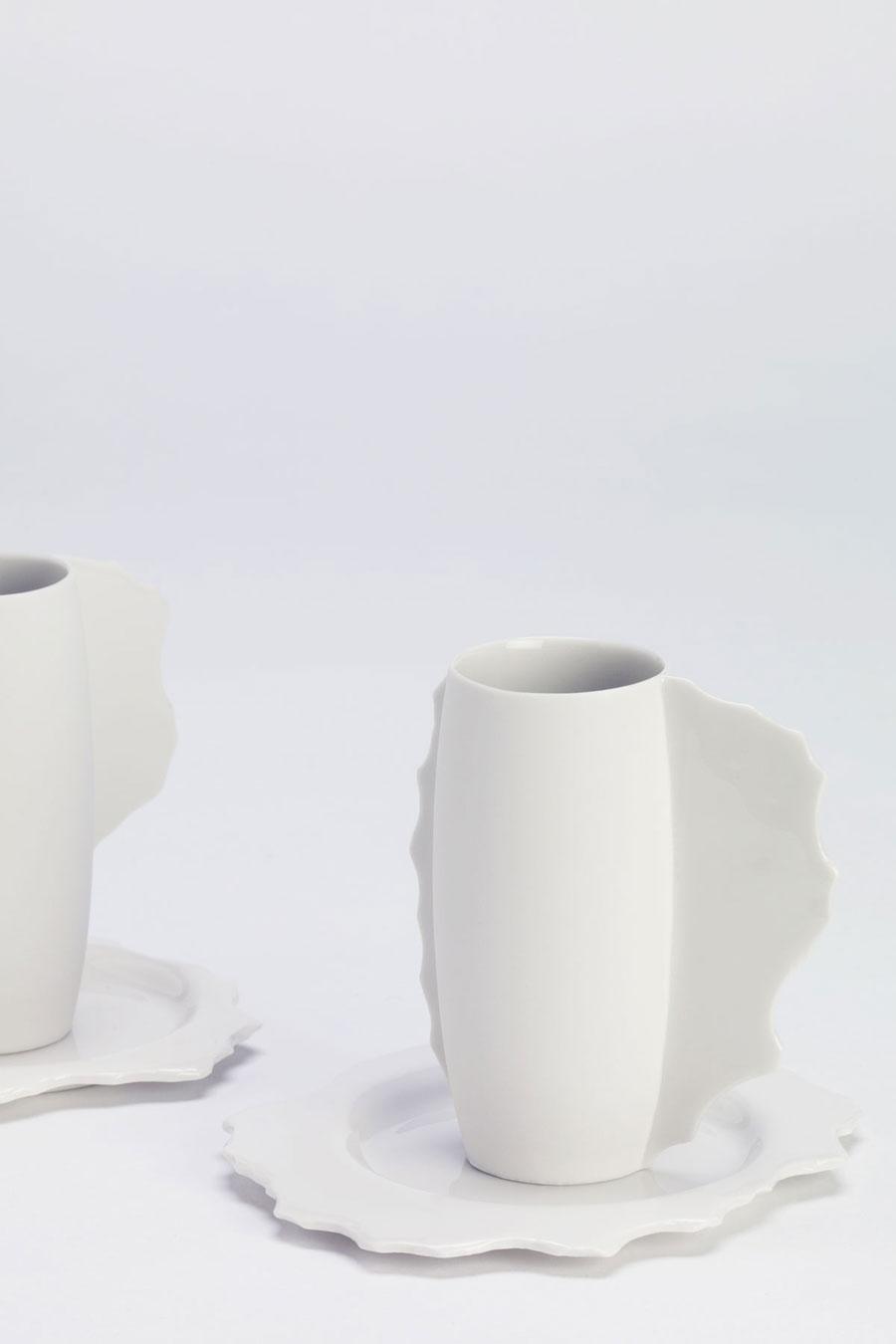 Kaffeetasse White