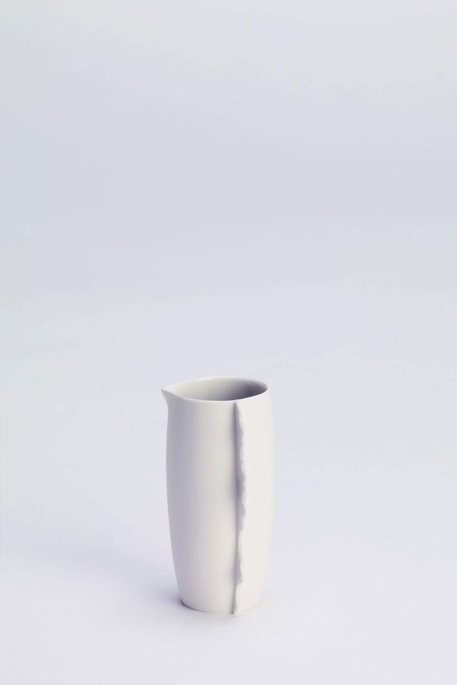 Milchgießer XS White