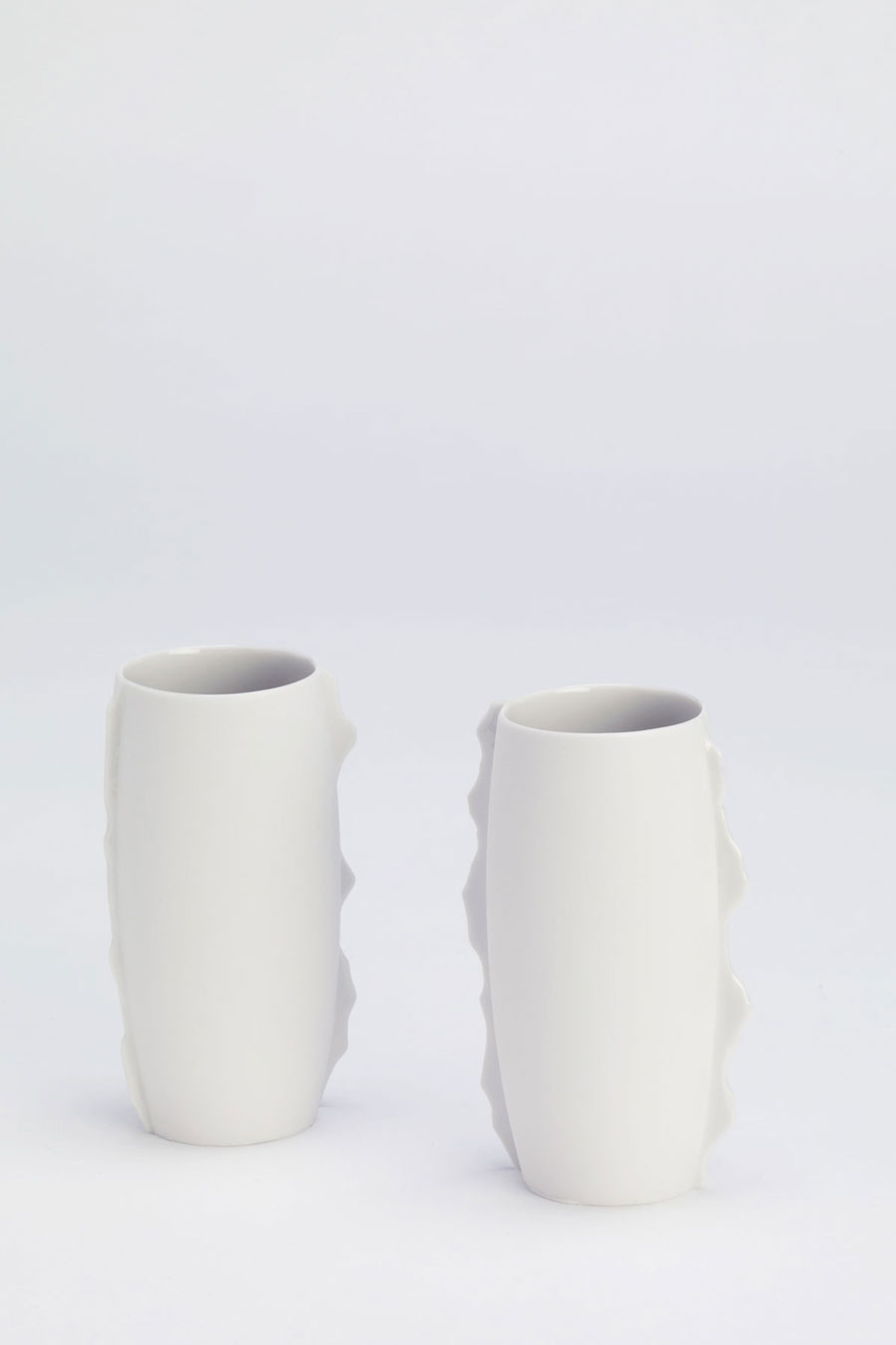 Drinking Vessel S White